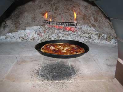 Pizza holzofen gebraucht